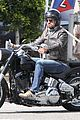 gerard butler takes weekend motorcycle ride 07