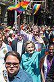 hillary clinton nyc pride parade 2016 02