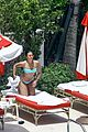 demi lovato bikini pool miami 46