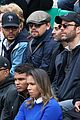 leonardo dicaprio luke evans hit up french open 10
