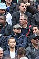 leonardo dicaprio luke evans hit up french open 22