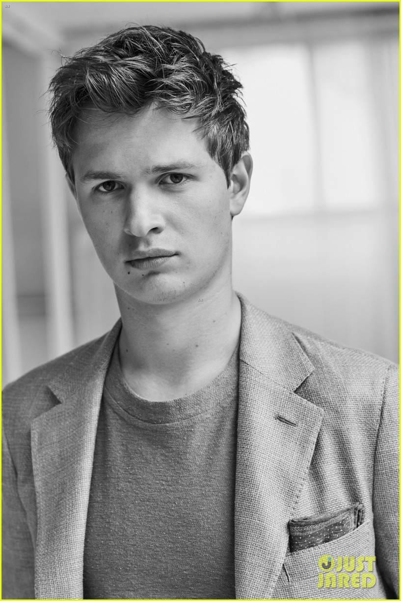 Ansel Elgort Bares Ripped Body While Shirtless in Thailand ...