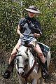 lady gaga hose back riding malibu 18