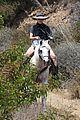 lady gaga hose back riding malibu 22