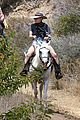 lady gaga hose back riding malibu 26