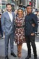 liam hemsworth rings nasdaq bell nyc 01