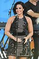 demi lovato without a fight brad paisley gma 20