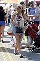 Elizabeth olsen goes boho chic at farmers market 09
