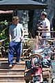 sean penn out lunch malibu sunny 14