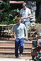 sean penn out lunch malibu sunny 38