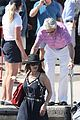 catherine zeta jones michael douglas french vacation 04