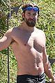 bradley cooper irina shayk bare hot beach bodies in italy 02