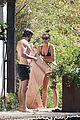 bradley cooper irina shayk bare hot beach bodies in italy 06