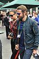 bradley cooper irina shayk check out wimbledon again 06