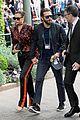 bradley cooper irina shayk check out wimbledon again 13