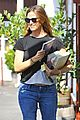 jennifer garner church on sunday 02