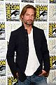 josh holloway sarah wayne callies colony comic con 04