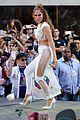 jennifer lopez lin manuel miranda perform orlando song love make the world go round 10