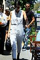 kendall jenner grabs lunch wiith scott disick holiday weekend 10