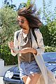 kendall jenner casual outing khloe beverly hills 16