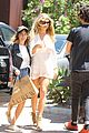 charlotte mckinney shows off her curves while shopping00811