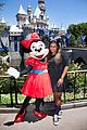 mindy kaling takes the mindy project crew to disneyland 03