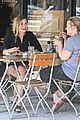 elizabeth olsen chats it up on her lunch date 06