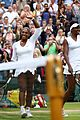 serena williams wins two wimbledon championship in one day 10