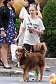 amanda seyfried walks dog in toronto 02