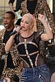 gwen stefani performs today show shares details about new album 22