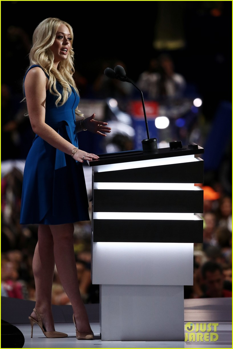 tiffany trump gives speech at republican national convention 153711119