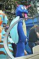adam levine maroon 5 shoot music video monster costumes 17