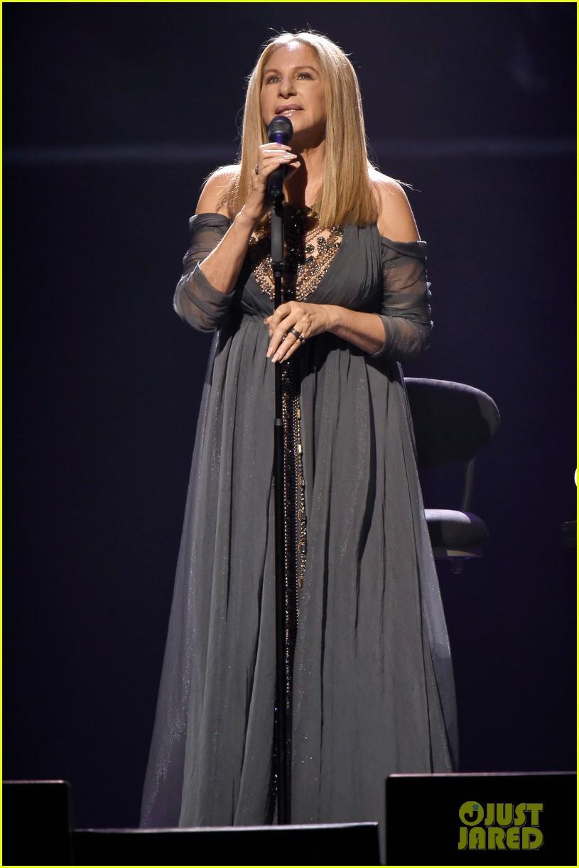 Barbra Streisand On Tour