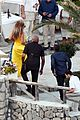 beyonce and jay z take a romantic boat ride to dinner in italy 09