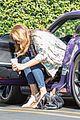 caitlyn jenner purple porsche woodland hills 12