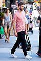 calvin harris pink shirt new york city 06