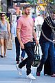calvin harris pink shirt new york city 10
