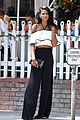 chanel iman ivy lunch friends xoxo campaign 30