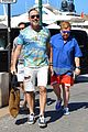 elton john david furnish vacation with children in st tropez 10