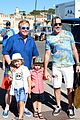 elton john david furnish vacation with children in st tropez 25