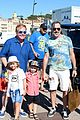elton john david furnish vacation with children in st tropez 31