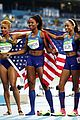 team usas allyson felix wins her sixth gold in womens 4x400 relay 02