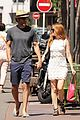 isla fisher sacha baron cohen st tropez vacation 18