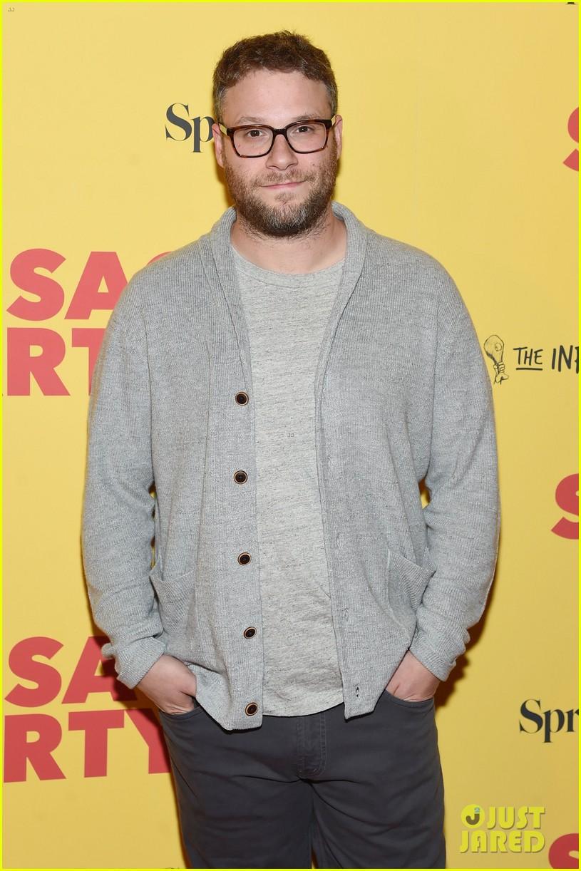 James Franco Hosting Snl >> Seth Rogen & James Franco Say 'Sausage Party' Is For Everyone Except Kids: Photo 3726809   Dan ...