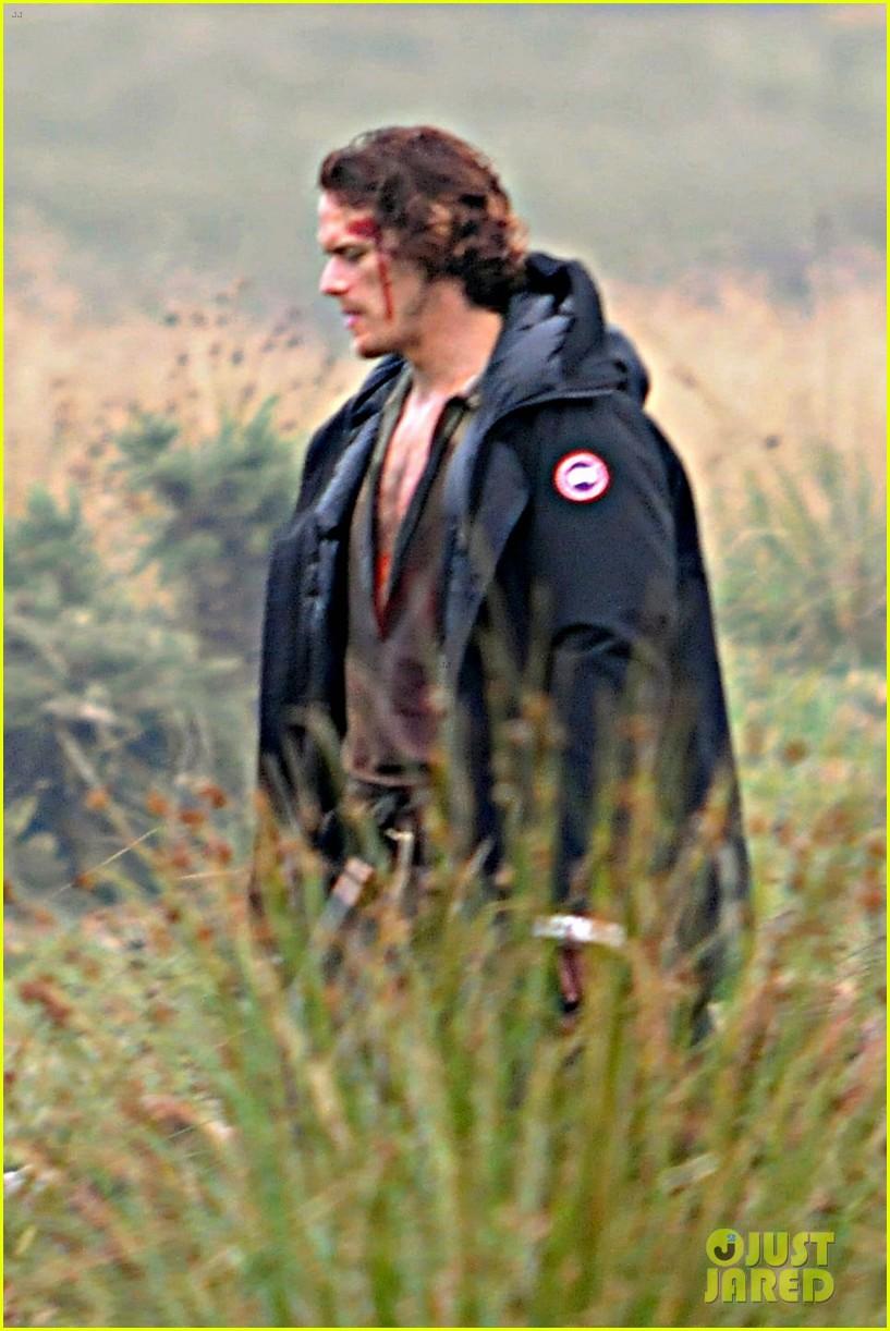Outlander Filming Season 3