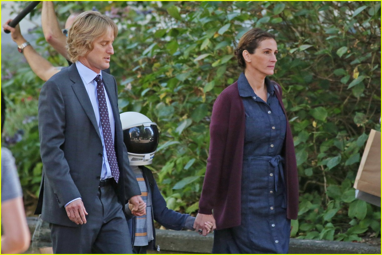 jacob tremblay films wonder with julia roberts and owen wilson 05