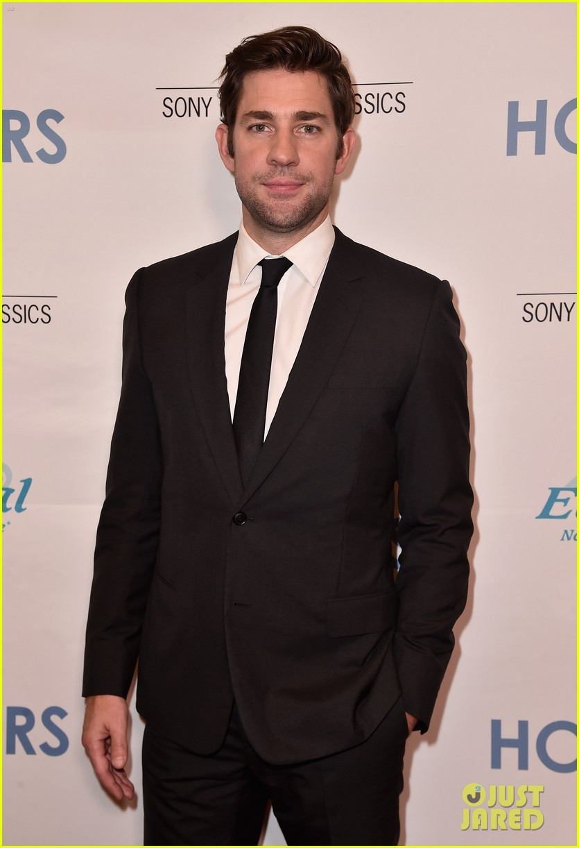 full sized photo of john krasinski jimmy kimmel live 09