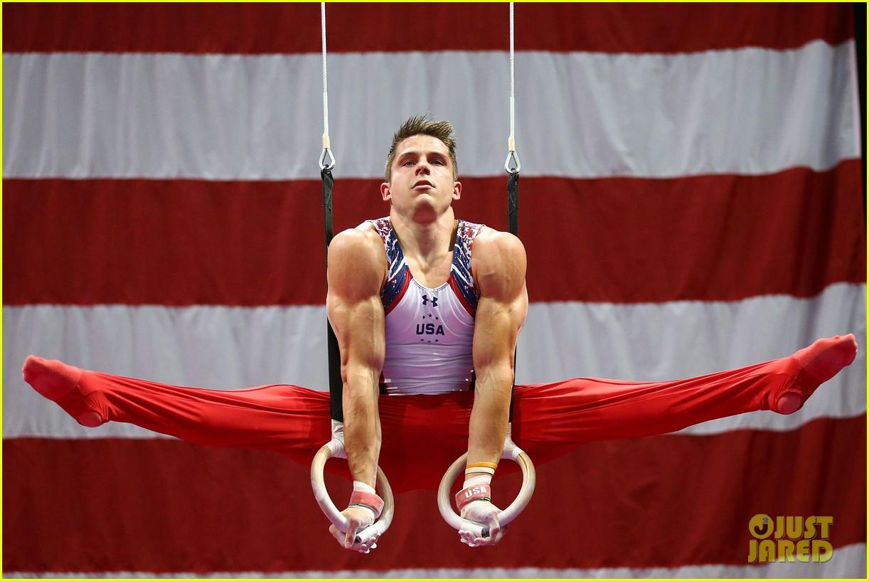 scega gymnastics meet 2016 olympics