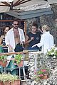 kylie minogue joshua sasse flaunt their love on italian vacation 09