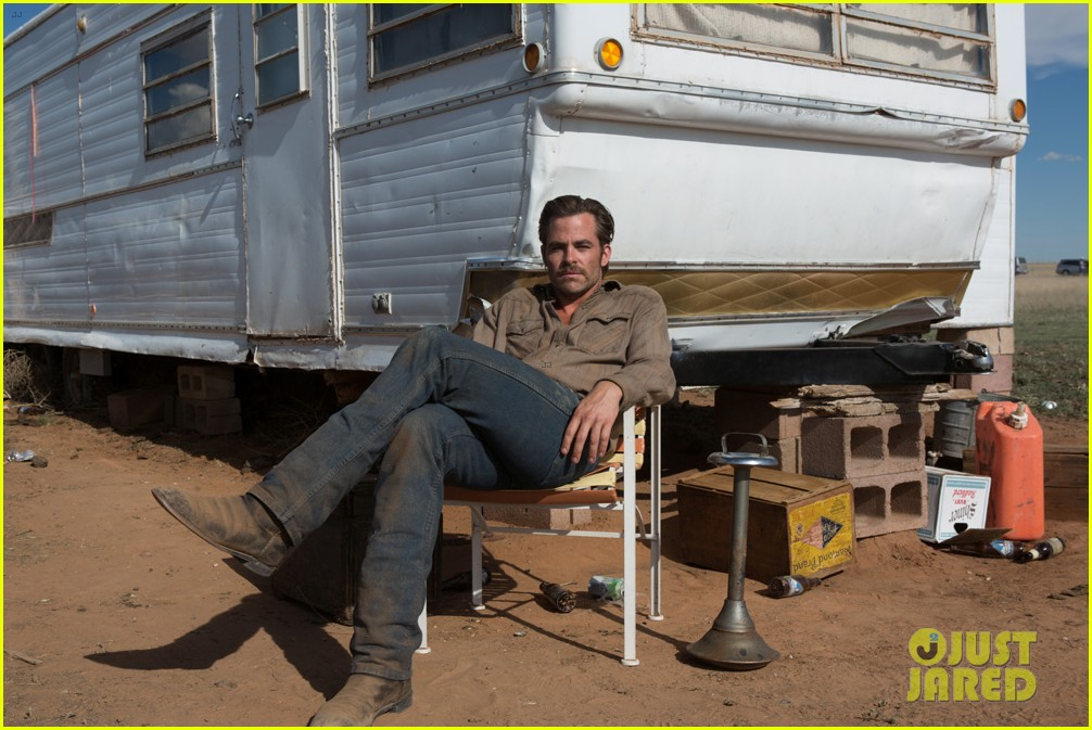 Chris pine in 39 hell or high water 39 exclusive photos for Hell or high water tattoo
